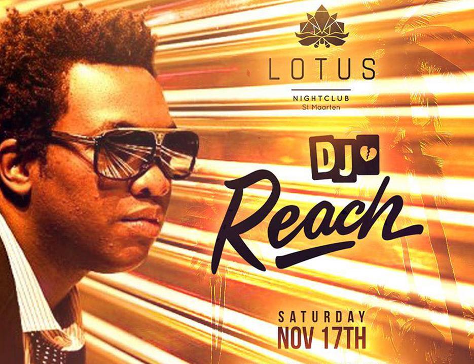 Lotus Nightclub DJ Reach