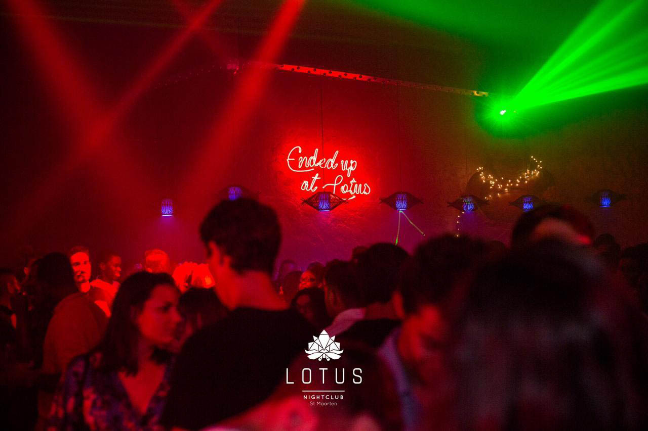 Lotus Nightclub SXM 6